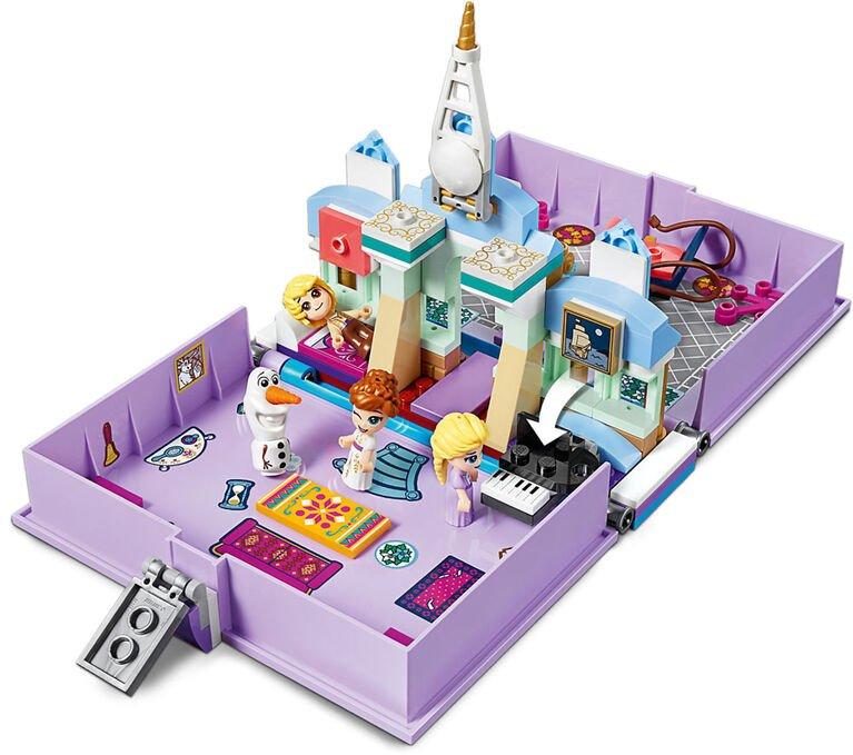 Lego Disney Princess Anna and Elsa's Storybook Adventures 3