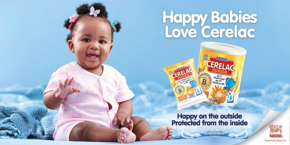 Nestlé Cerelac Baby Cereal Wheat 500g 4
