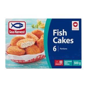 Sea Harvest Fishcakes 300g 1