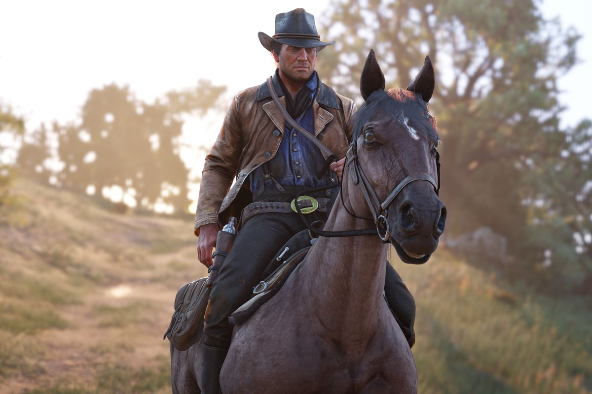 PS4 Red Dead Redemption 2 6