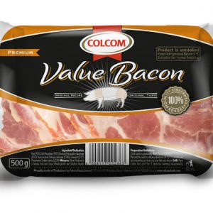 Streaky Bacon to cook for your enjoyment.