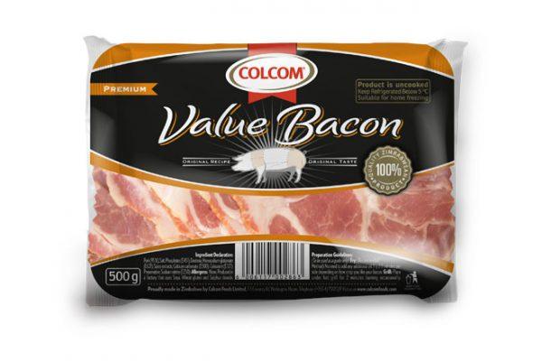 Colcom Value Bacon 500g 1