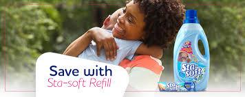 Sta Soft Fab Soft Refill 500Ml 2