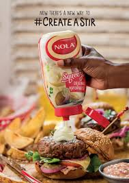 Nola Mayonnaise Tang 750g Zimbabwe