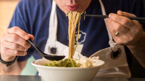 Instant Noodles 75g 1