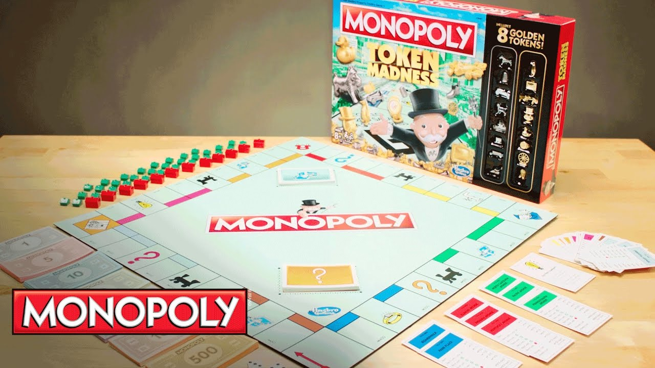 Monopoly Classic Game 3