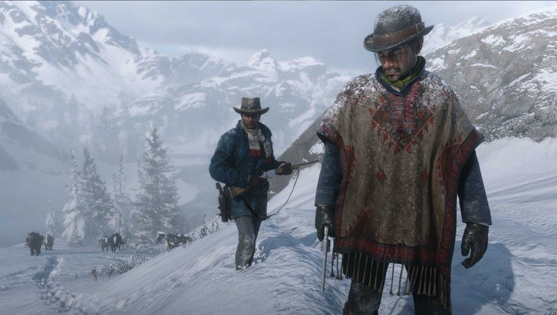 PS4 Red Dead Redemption 2 7