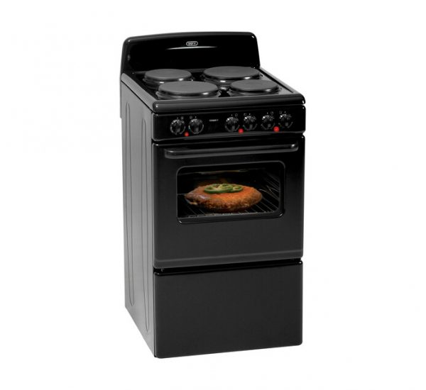 Defy 500mm Compact 4-Plate Stove 1