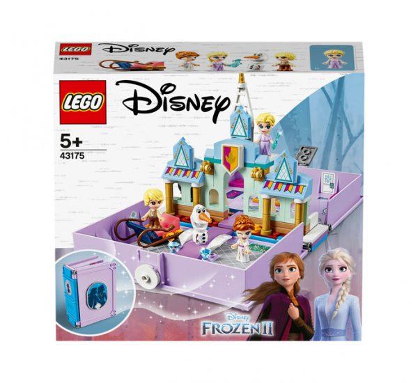 Lego Disney Princess Anna and Elsa's Storybook Adventures 1