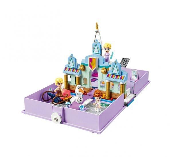 Lego Disney Princess Anna and Elsa's Storybook Adventures 2