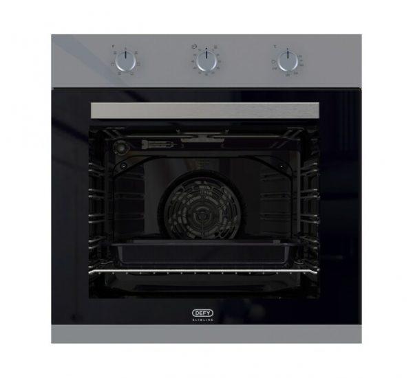 Defy 600mm Slimline Multifunction Eye-Level Oven 1