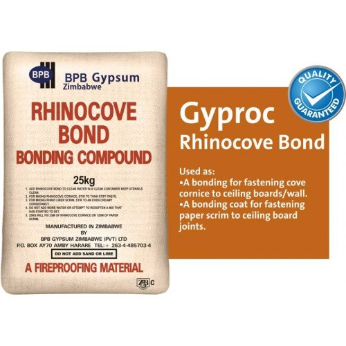 Rhinocove Bond 25kg 3