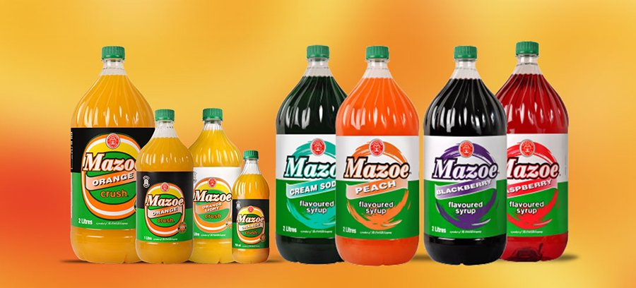 Mazoe Orange Crush 2L 4