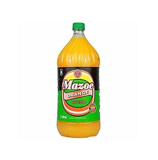 Mazoe Orange Crush Less Sugar