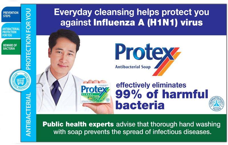 Protex Bath Soap 150/175g 3