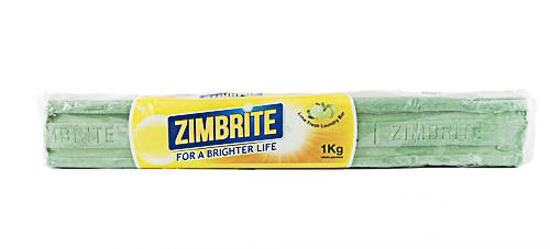 Zimbrite Washing Soap 1kg 1