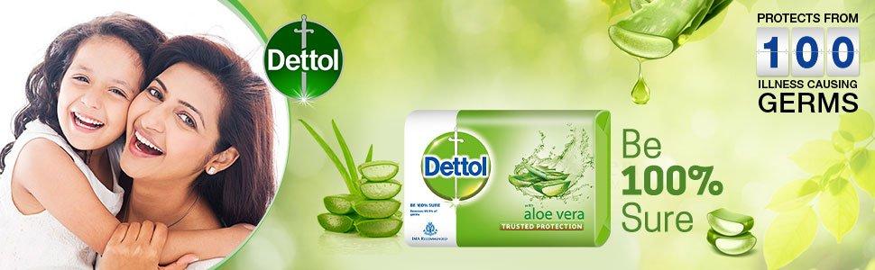 Dettol Soap 150/175g 5