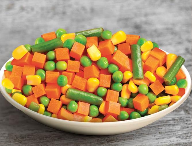 McCain Mixed Vegetables 1kg 1