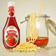Rabroy Tomato Sauce 375Ml 4