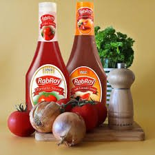 Rabroy Tomato Sauce 375Ml 5