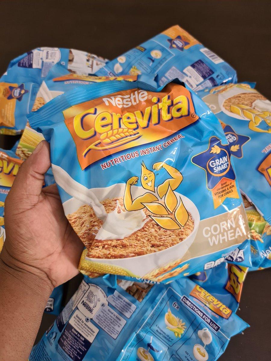 Nestlé Cerevita Corn & Wheat 500g 3