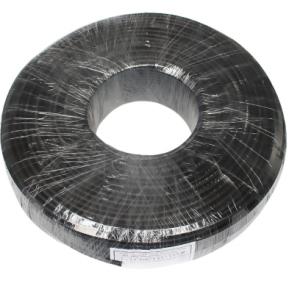 black solar wire