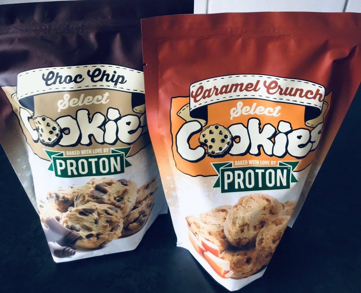Proton Choc Chip Cookies 500g 2