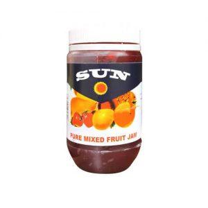 Sunjam Mixed Fruit Jam 500g 3