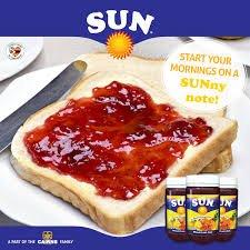 Sunjam Mixed Fruit Jam 500g 1