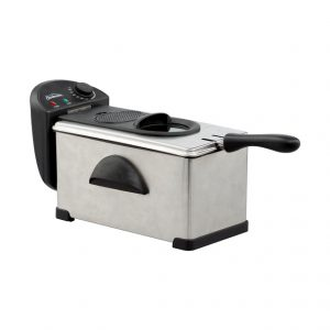Sunbeam 3 l Stainless Steel Deep Fryer
