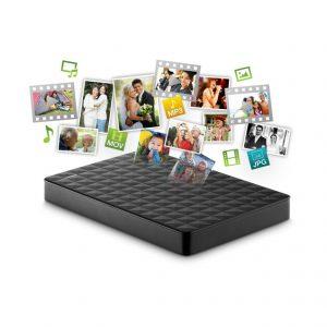 Seagate 2 TB Expansion Portable Hard Drive