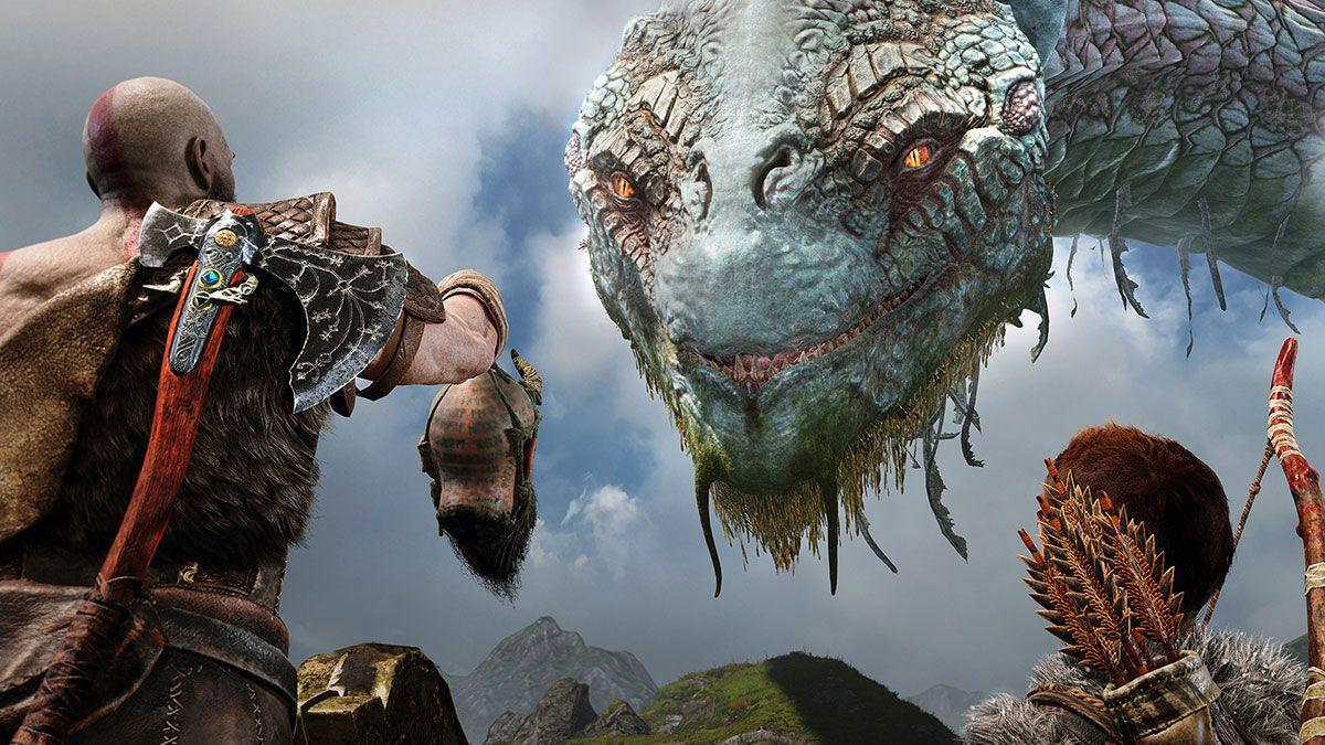 PS4 God of War 2