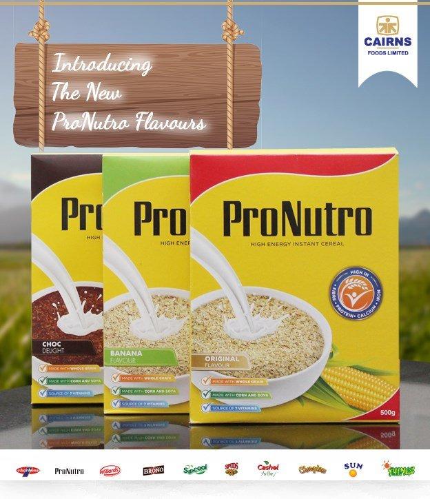 Pronutro High-Energy Instant Cereal Original 500g 4