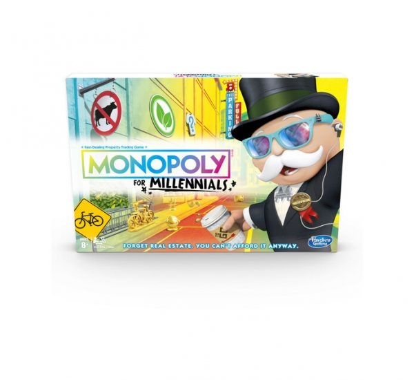 MONOPOLY Millenial Edition 1
