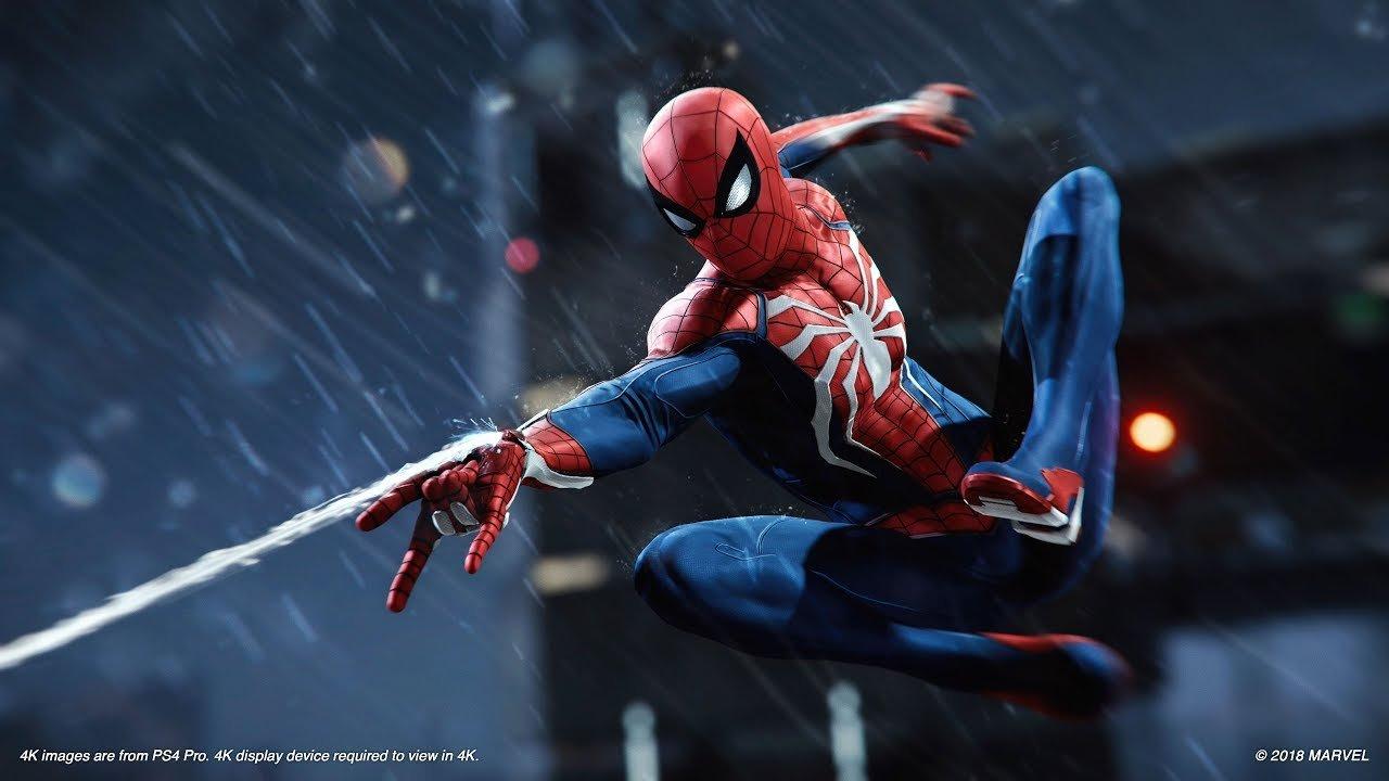 PS4 Marvel's Spiderman 5