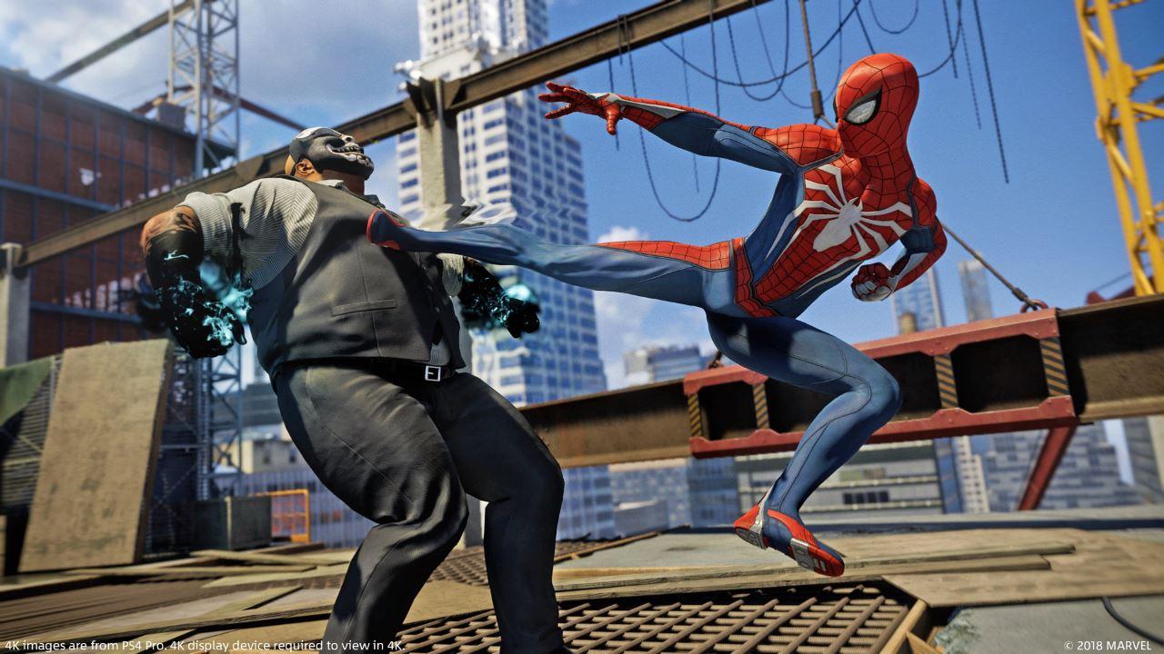 PS4 Marvel's Spiderman 6