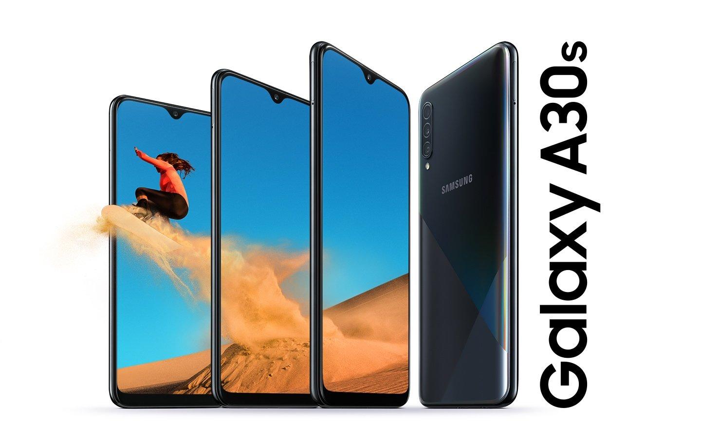 Samsung A30s 4