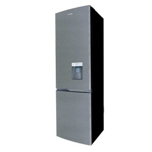 CAPRI 420L RELIABLE TOP FRIDGE WITH DISPENSER METALIC