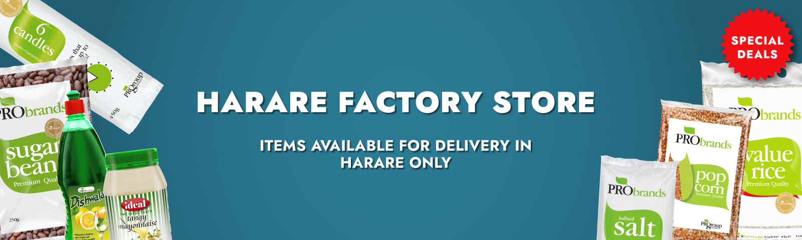 Harare Factory Store