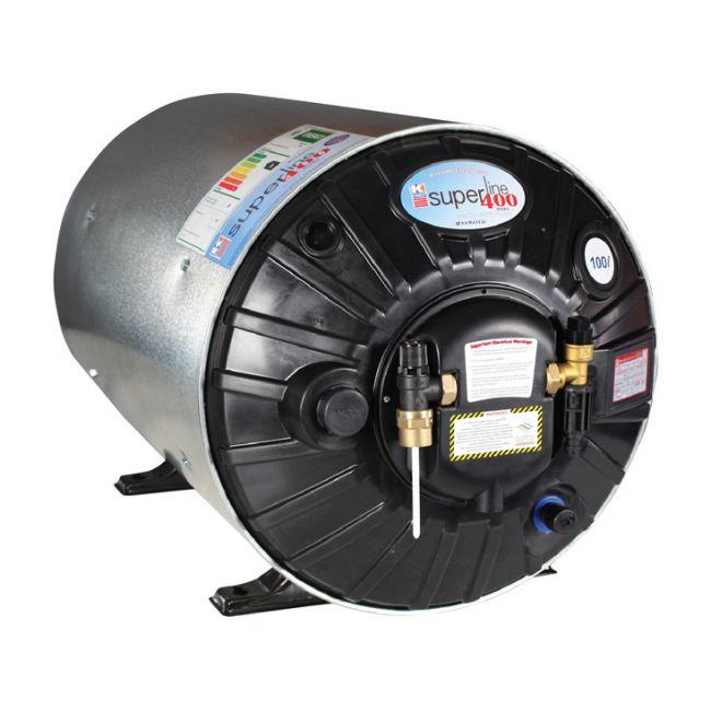 KWIKOT Superline Dual Pressure Geyser 100L 400KPA Solar Read 2