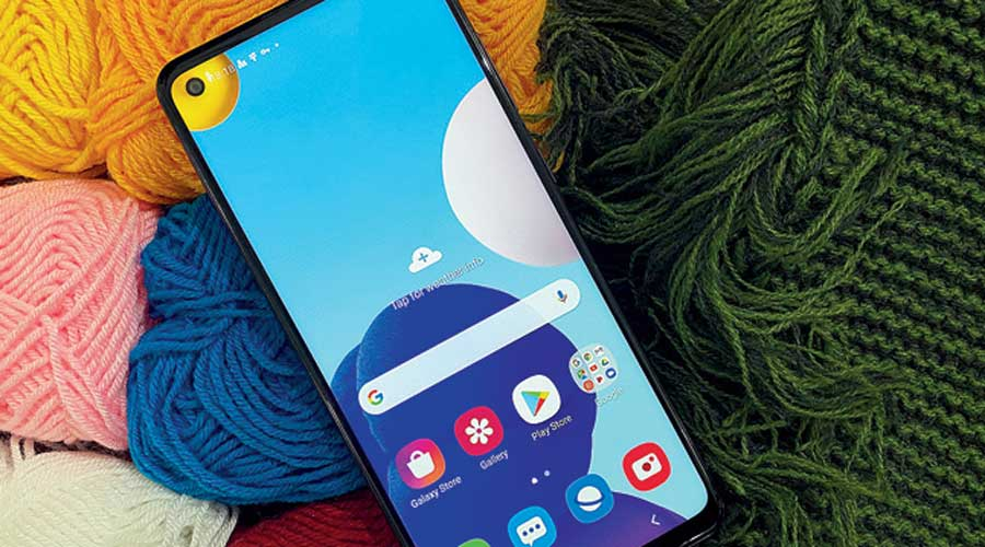 Samsung Galaxy A21s 4