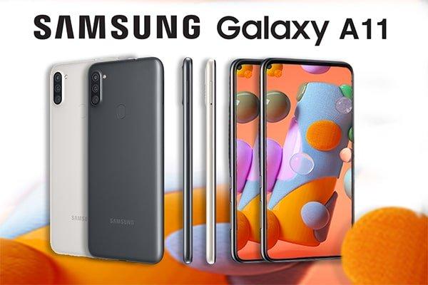 Samsung Galaxy A11 4