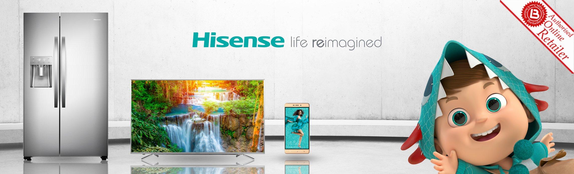 Hisense 536 l French Door Fridge/Freezer with Water Dispenser 5