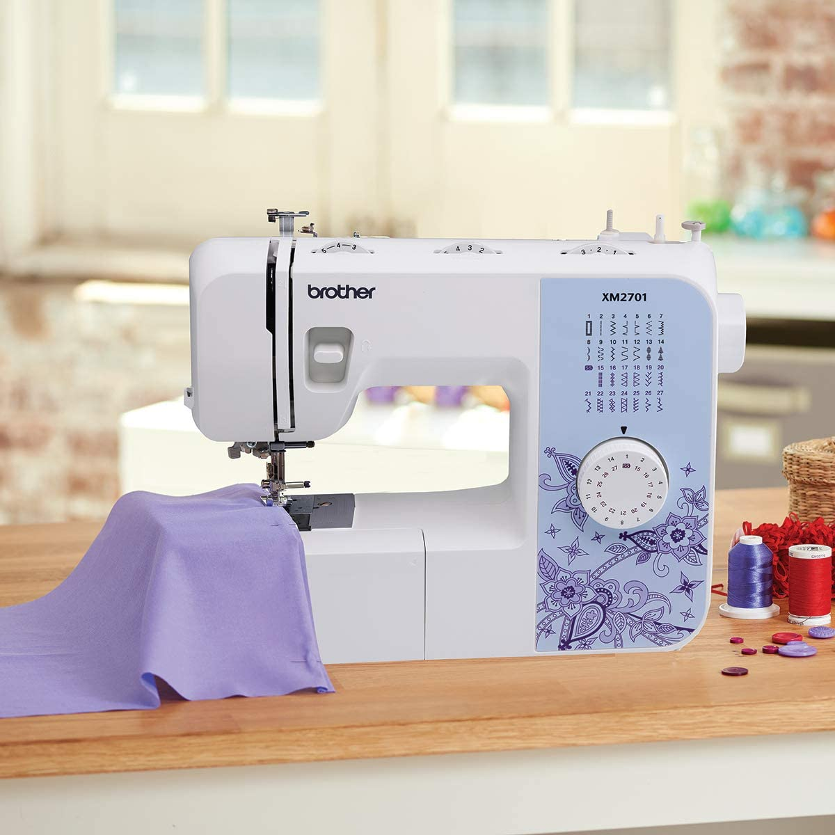 Brother Basic Sewing Machine 5
