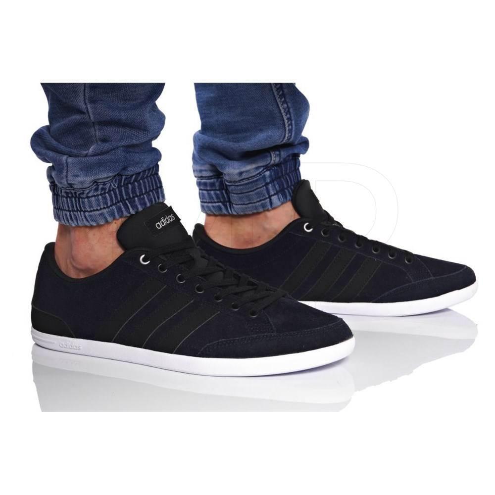 Men's Adidas Caflaire Black Shoe 5