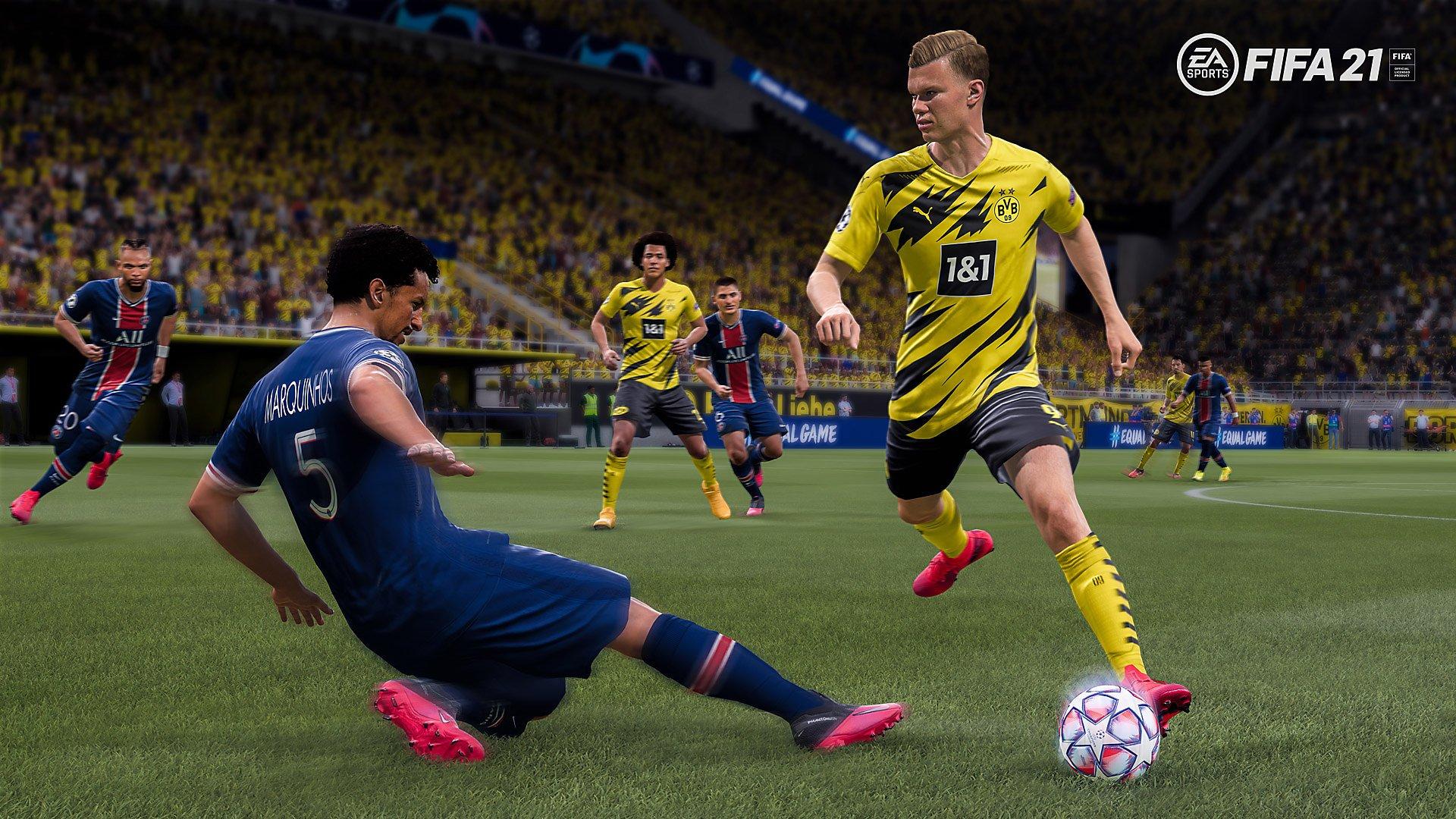 PS4 FIFA 21 Standard Edition 2