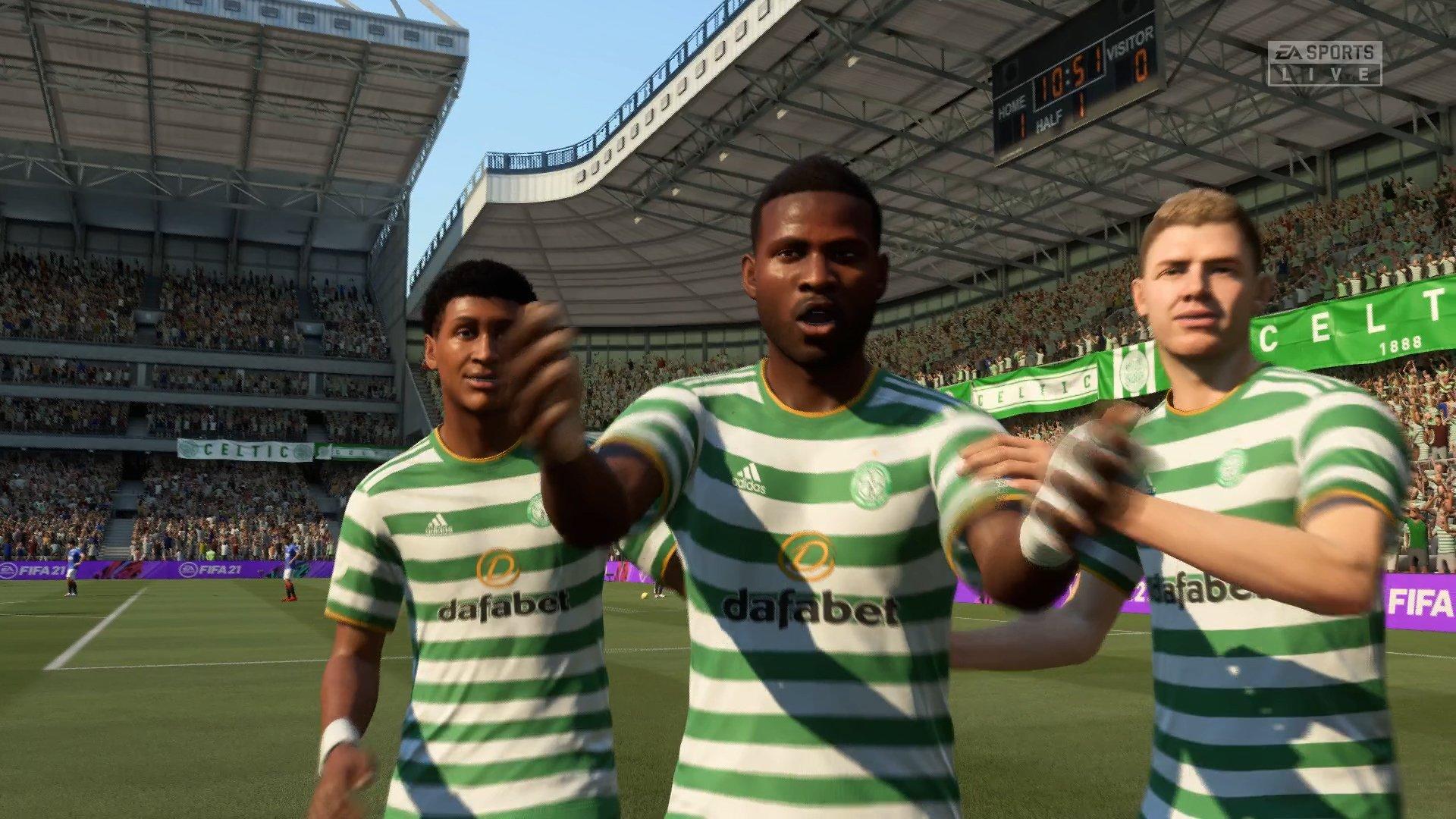 PS4 FIFA 21 Standard Edition 3