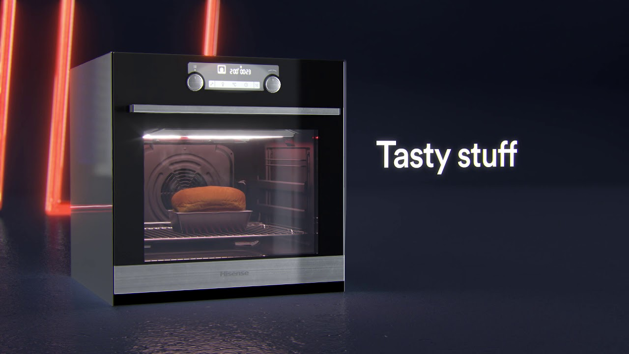 Hisense 600 mm Built-In Oven 2