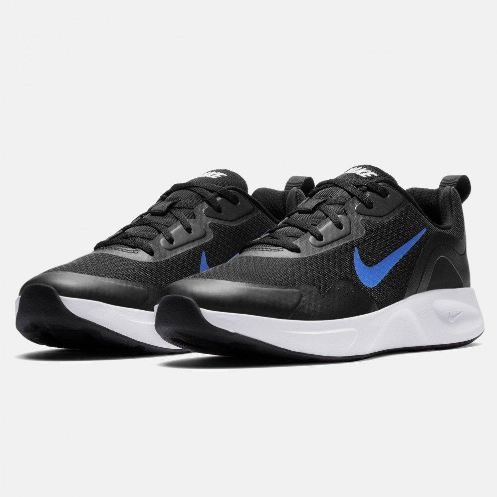 Men's Nike Wearallday Black/Blue Shoe 5