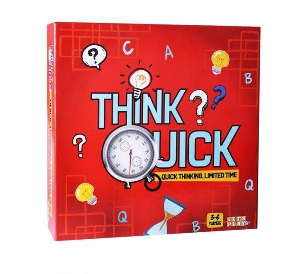 Grafix Think Quick Game 1